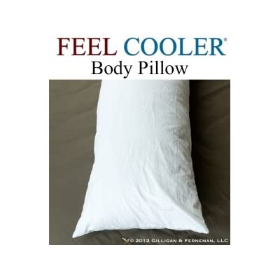 $Cooling Body Pillow