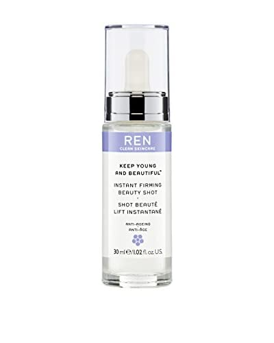 REN Skincare Serum facial Keep Young And Beautiful Instant Firming Beauty Shot 30.0 ml