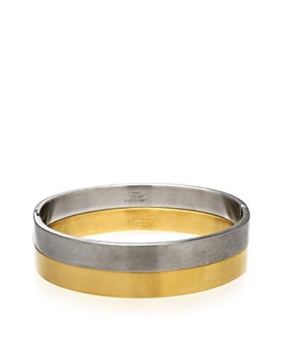 Lucy Steel Set de pulseras Steel By Design Acero / Dorado
