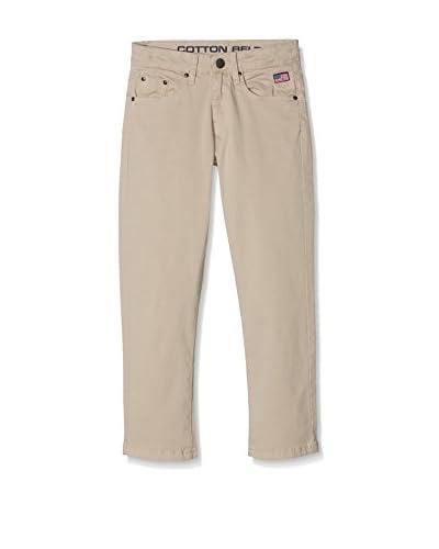 Cotton Belt Pantalón Azul