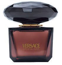 Versace Crystal Noir Perfume by Gianni Versace for Women. Eau De Toilette Spray 3.0 Oz / 90 Ml.