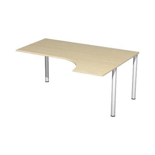 PC de mesa de trabajo derecha Izquierda Reseteador 1800x 1200-800x 720, Ahorn - Anthrazit, 1800x1200 - 800x720