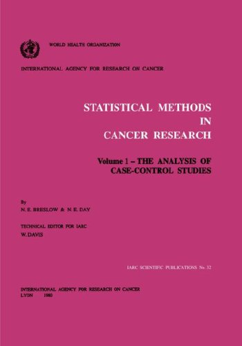 Statistical Methods in Cancer Research Vol. 1 : The Analysis of Case-Control Studies