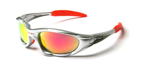 X-Loop Xtreme Sunglasses - New 2012 Model - Full UV 400 Protection (UVA&UVB) - Ski & Sports Sunglasses - Perfect for Ski / Snowboard / Sports / Cycling / Fishing / Biking - Unisex Sports Sunglasses Reviews