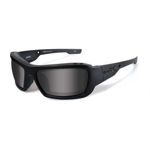 Wiley X Knife Black Ops / Smoke Grey Matte Black Frame