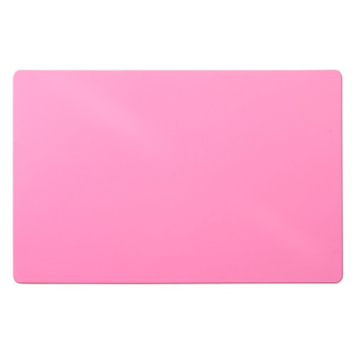 Office Marshal 174 Office Chair Mat Pink Hard Floor