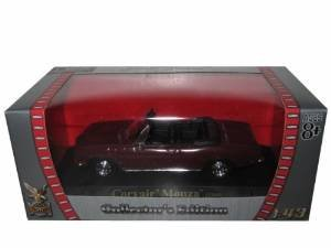 1969 Chevrolet Corvair Monza Maroon 1/43 Diecast Car Model (Corvair Model compare prices)