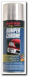 PlastiKote 615 Chrome Bumper Paint - 12 Oz. (Chrome Wheel Touch Up Paint compare prices)