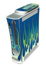 Xbox 360 Liquid Flame Skin