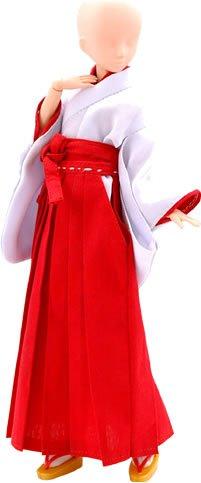 巫女服SET ALB028-RED