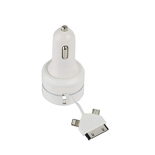 Mobilegear-3-in-1-Round-Shape-Cable-Car-Charger
