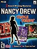 Nancy Drew Triple Threat Compilation - Standard Edition