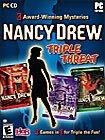 Nancy Drew Triple Threat Compilation - Standard Edition
