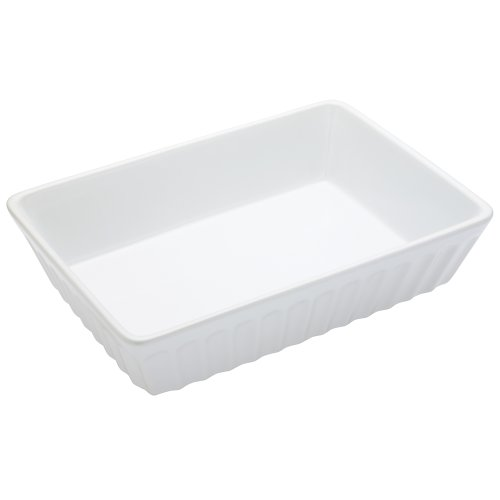 Kitchen Craft Italian Collection Large Lasagne Baking Dish, 33cm