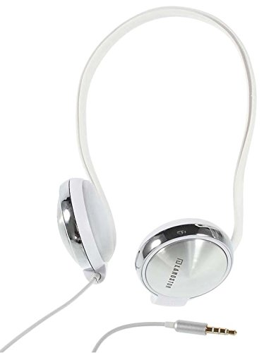 Langston ® Mediacom SmartPad 10.1 HD iPro111 / Mediacom SmartPad i10 3G Tablet Sports Weiß LeichteKopfhörermitNackenbügelOn-EarmiterbauteMic