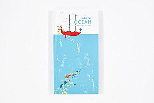 Under the Océan (Pop Up Book) /Anglais