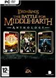 THE LORD OF THE RINGS BATTLE FOR MIDDLE EARTH ANTHOLOGY