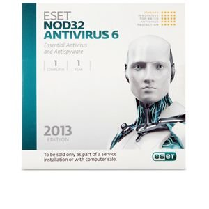 ESET NOD32 Antivirus 6 OEM Software