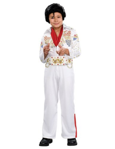 boys - Elvis Deluxe Child Sm Halloween Costume - Child Small