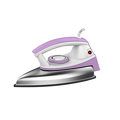 Usha Light Weight EI 3402 1000-Watt Dry Iron (PURPLE)
