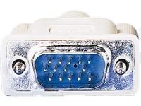 Rotronic ROLINE Monitor-Anschlusskabel Monitorkabel HD15/Stecker - HD15/Stecker 1.8m