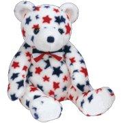 Ty Beanie Buddies White - Bear
