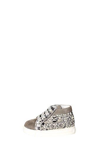 Falcotto CANDY argento camoscio lurex (22)