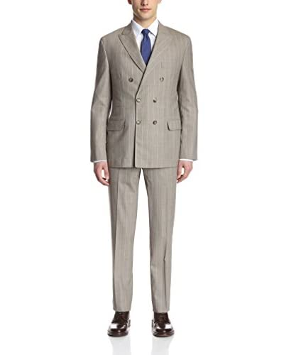 Brunello Cucinelli Men's Slim Fit Stripe Suit