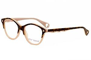 betsey johnson s eyeglasses demure confidence bj0158