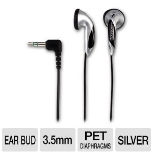 Sony Mdre828Lp/Slv Lightweight Earbuds (Silver) 【Bulk Packaged】