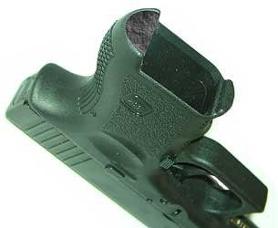 Pearce Grip Enhancer Black Subcompact Glock (26,27,33,39) PGGIFSC