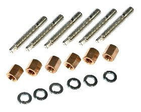 Dorman 03147 Exhaust Flange Hardware Kit (C10 Exhaust Kit compare prices)