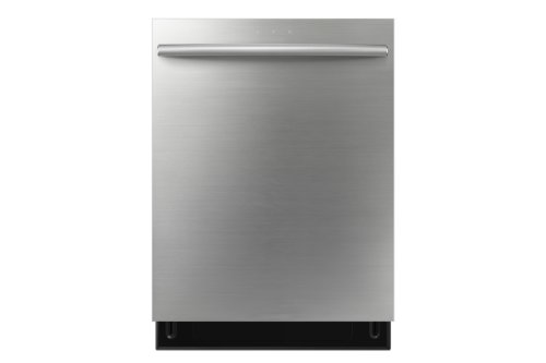 Samsung DW80F600 Top Control Dishwasher with Stainless Steel Tub by Samsung Optical