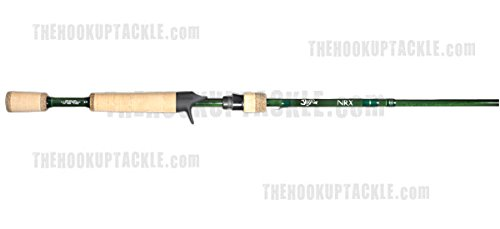 G loomis NRX Casting Fishing rod NRX 803C JWR Green g loomis smallmouth bronzeback fishing rod smr702ctw