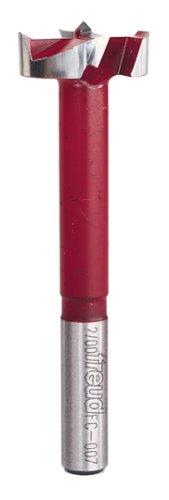 Freud FC-007 1-Inch by 3/8-Inch Shank Carbide Forstner Drill Bit
