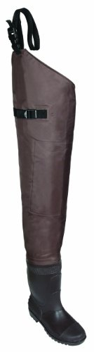 Allen Company  Black River Bootfoot Hip Boot With Endura Upper (Size 9)