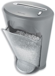 Fellowes DS-13C Personal Cross Cut Shredder with DIN 3 Level Security