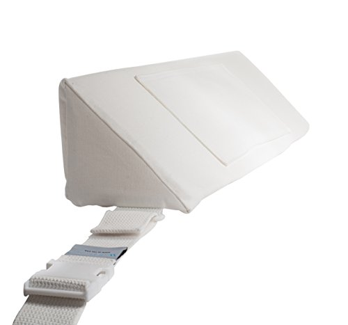"Wall Bumpi Classic Bed Rail, White, 54"" - 1"