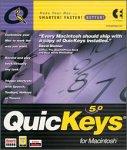 QUICKEYS FOR MACINTOSH 5.0 ACADEMIC_XX