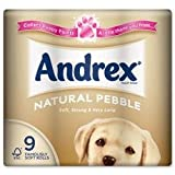 Kimberley clark VKC4974125 - Andrex Toilet Tissue Honey VKC4974125 (9 Rolls)