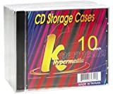 Khypermedia Black jewel case - Book Fold - Black