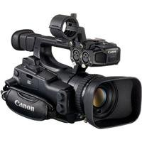 "Canon XF-105 ""High Definition Professional Camcorder, XF Codec, CF Card Media, 10X HD Zoomlens, 1920 x 1080 CMOS Sensor"
