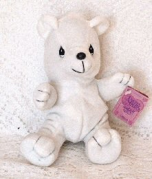 1 X Polar Bear by Precious Moments Tender Tails - 1