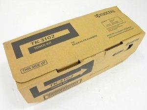 Mita Tk-3102 Black 12500 Page Yield Laser Toner Cartridge For The Fs-2100Dn