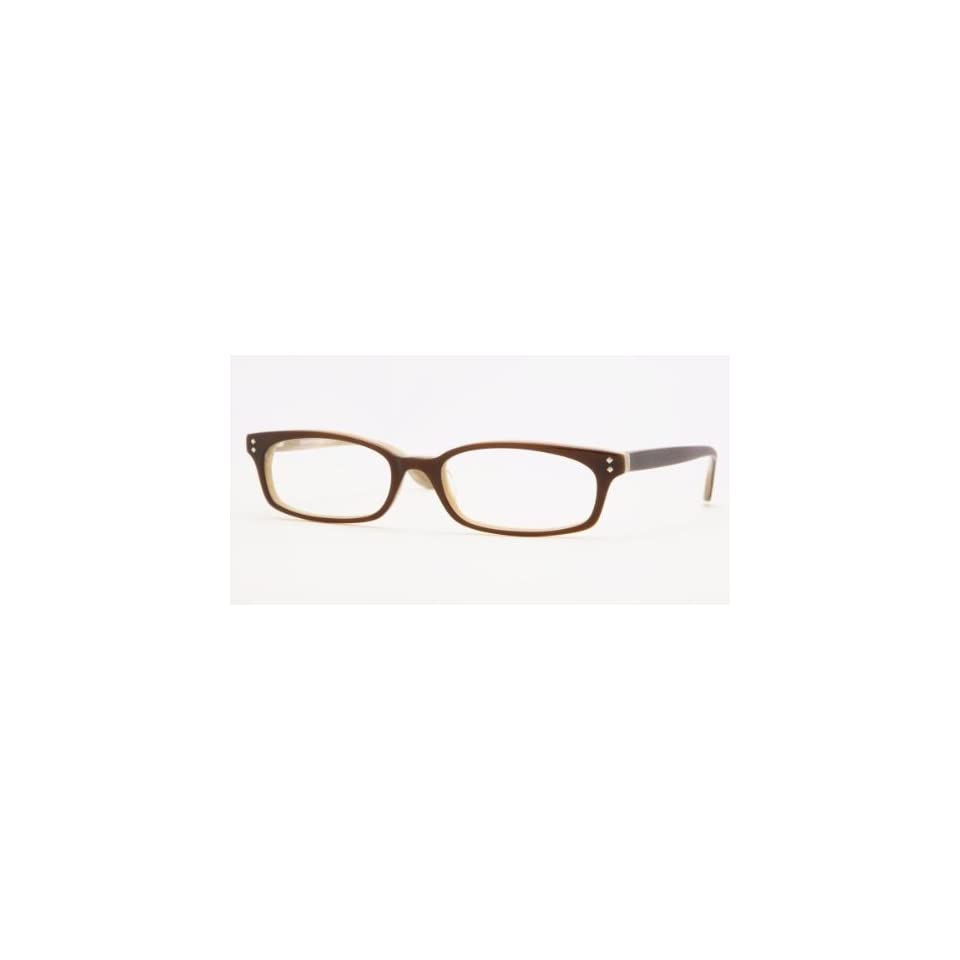 ae9aabf4b1623 Brooks Brothers BB710 5316 Eyeglasses Brown Horn Demo Lens 54 17 135 ...