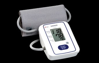 Cheap IntelliSense 3 Series BP Monitor Auto-Infl Omron (Catalog Category: Blood Pressure / Auto-Inflate Digital B.P units) (B005HWOAOI)