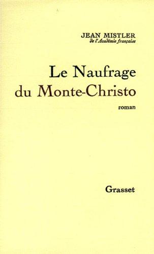 Le Naufrage De Monte-Christo