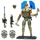 G.I. Joe Pursuit of Cobra 3 3/4 Inch Action Figure Jungle Assault Recondo ~ G. I. Joe