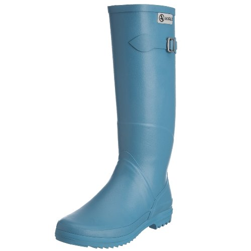 Aigle Women's Chantebelle Wellies Blue Jay