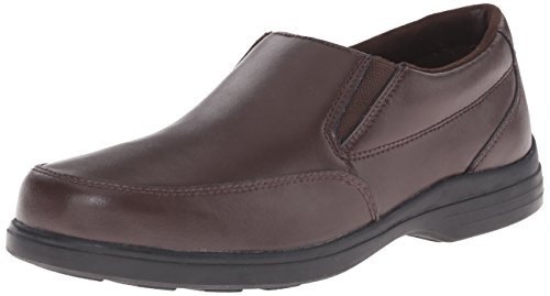 Hush Puppies Shane Uniform Dress Shoe (Toddler/Little Kid/Big Kid), Brown, 6.5 W US Big Kid (Hush Puppies Shoes Kids compare prices)